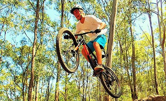 Bike Hire Gift Voucher Noosa 03